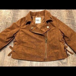 OshKosh B'gosh Kids Suede Jacket
